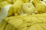 Deerskin Duvet and Pillows