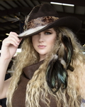 Hairon Hide Gus Cowgirl Hat